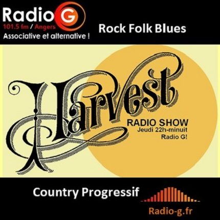 Harvest du 24 10 2019 Radio G! Angers