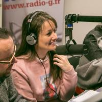 Le sons des marques Radio G! Angers