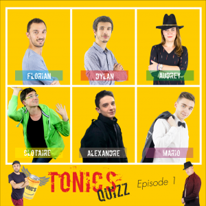 Tonic's Quizz Manche 1 Radio G! Angers