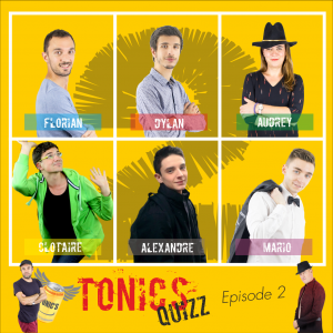 Tonic's Quizz Manche 2 Radio G! Angers