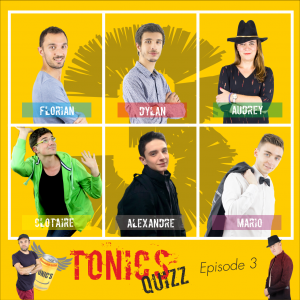 Tonic's Quizz Manche 3 Radio G! Angers