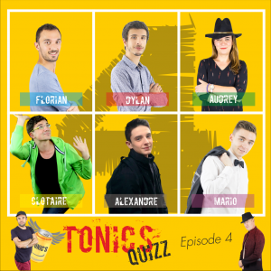 Tonic's Quizz Manche 4 Radio G! Angers