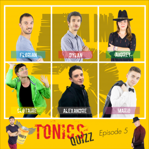 Tonic's Quizz Manche 5 Radio G! Angers