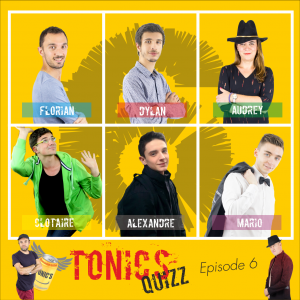 Tonic's Quizz Manche 6 Radio G! Angers