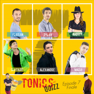Tonic's Quizz Manche 7 (finale) Radio G! Angers